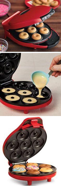 Mini Donut Maker ❤︎
