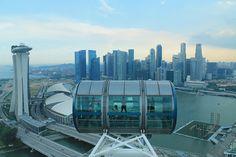 Romantic Date Ideas Singapore - The Flyer