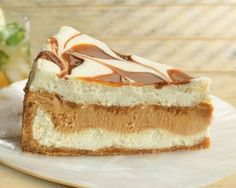Cheesecake with caramel / Chief-Cooker