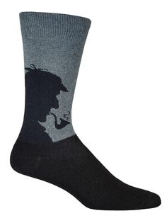Sherlock Socks | Mens