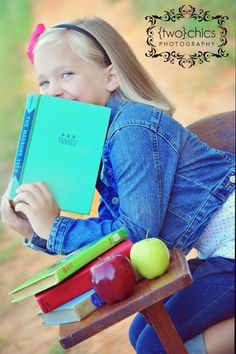 Back-to-school pictures!