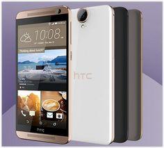 HTC revela oficialmente o One E9 Plus