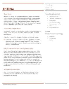 1000 images about housing interior design lesson plans - Housing and interior design lesson plans ...