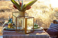 Centerpieces, Table Decorations, Warm Autumn, Fall Weather, Tribal Prints, Place Settings, Looking Stunning, Tablescapes, Glass Vase