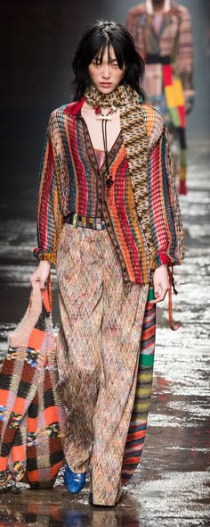 Missoni Fall-winter 2018-2019 - Ready-to-Wear - http://www.orientpalms.com/Missoni-7160 - ©ImaxTree