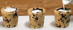 Video on how to make Milk and Cookie Shots!