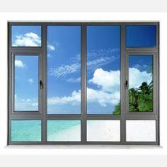 Good Quality #Aluminium #Casement #WindowGood Quality Exterior Aluminium Double Casement Swing Glass Window on Made-in-China.com