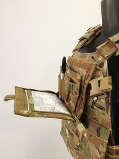 Instant-Access Admin Pouch   High Ground Gear