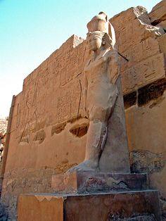 Rameses III, Karnak Temple, Luxor, Egypt www.SeedingAbundance.com http://www.marjanb.myShaklee.com