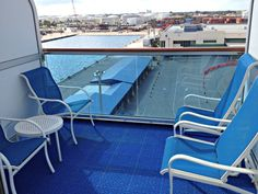 5 Special Places to Relax Aboard the Ruby Princess