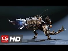 "CGI Animation Showreel ""Horizon Zero Dawn Animation Reel"" by Richard Oud - YouTube"