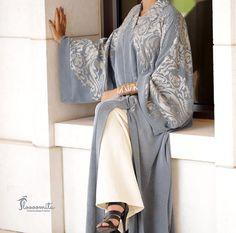 Street Hijab Fashion — beautiifulinblack: Dusty Greys IG:...