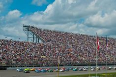 10 Fun Facts About Michigan International Speedway.