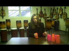 Cup Rhythm Mambo - YouTube