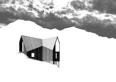 Raw Architecture Workshop, Wohnhaus, Wohnen, Holz, Camusdarach Sands, Energieeffizienz, Beton
