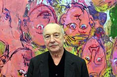 Stolen Art by Georg Baselitz, Worth $2.9 Million, Recovered by German Authorities http://lnk.al/59km #artnews