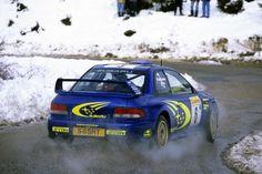 J. Kankkunen - Subaru Impreza S5 WRC '99 (Montecarlo 99)