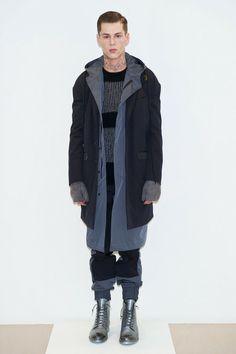 Miharayasuhiro | Fall 2014 Menswear Collection | Style.com silver boots