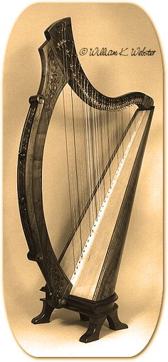 I'll take the Webster McFall Style Harp, please...