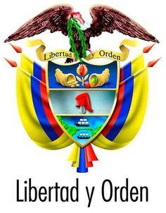 Escudo Nacional - Símbolos-Símbolos y Emblemas - Colombianos - Colombia.com