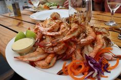 Seafood platter restaurant cape town
