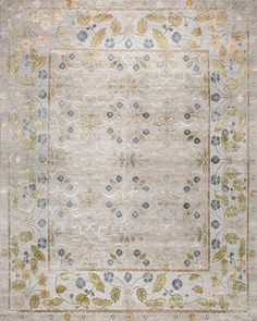 Great Erika Polonaise From New Moon Rugs