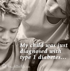 Support ideas for parents of children with type 1 #diabetes.