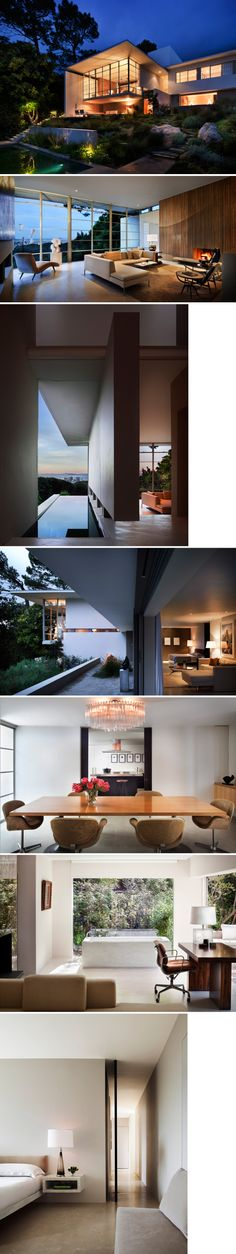 residence in Cape Town, i love everything about this house!