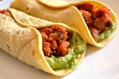 Receita de Burritos mexicanos - 7 passos (com imagens)