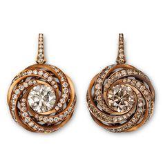 Diamond Earrings by Hemmerle