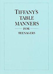 Paint Me Chic: Proper Etiquette - Tiffany's Table Manners