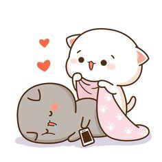 55 Ideas for funny couple cartoon kawaii Funny Cartoon Faces, Cute Cartoon Images, Cute Couple Cartoon, Cute Love Cartoons, Cute Cartoon Wallpapers, Couple Funny, Cartoon Humor, Cartoon Ideas, Chat Kawaii