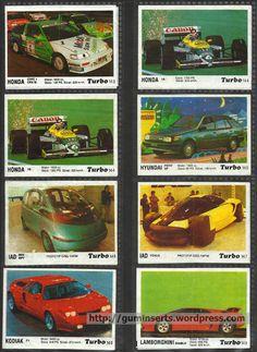 Turbo 121 190. Bubble GumFast CarsTrading ...