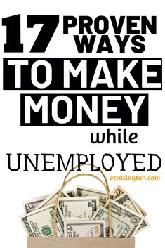 If you are unemployed, you need a way to financially survive this difficult time. Here are 17 Ways to Survive Financially While Unemployed. Survival Food, Survival Tips, Vending Machine Business, Passive Income Opportunities, Earthquake Kits, Finding A New Job, Drop Shipping Business, Online Work From Home, Quitting Your Job