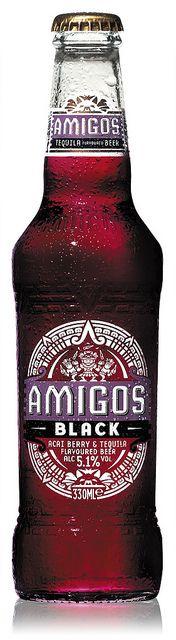 Amigos Black Acai Beer | Flickr - Photo Sharing!