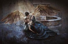 Cassandra Clare, Fanart, Catching Fire Book, Clockwork Princess, Clockwork Angel, Archangel Raphael, Memes, Principles Of Art, The Infernal Devices