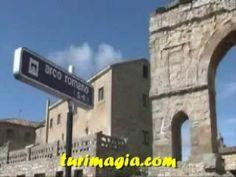 arco_romano_Medinaceli_Espana.flv - YouTube