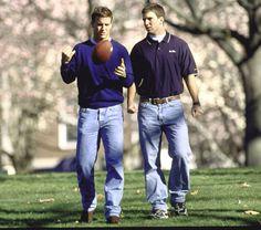 Ole Miss 2001 Eli & Peyton