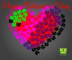 Proud Morbey wishes you kisses, love and your beloved ones around you. Romance is imperial, today. Make the most out of it!
