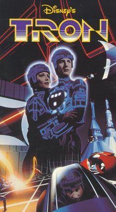 """ TRON "" (1982) JEFF BRIDGES, BRUCE BOXLEITNER, CINDY MORGAN"