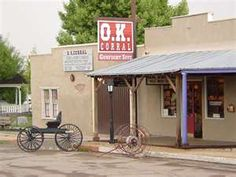 Gunfight At The Ok Tea Rooms
