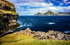Popular on 500px : Kalsoy from Gjogv  Faroe Islands by PAkDocK