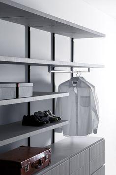 Cabine armadio | modello Anteprima | Pianca design made in italy