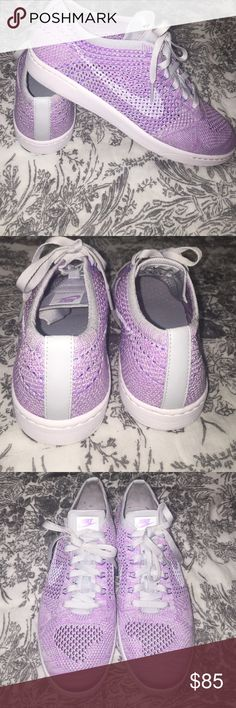 Tennis Classis Ultra Flyknit NWT This item is NWT Comes with box simply beautiful ! Nike Shoes Athletic Shoes