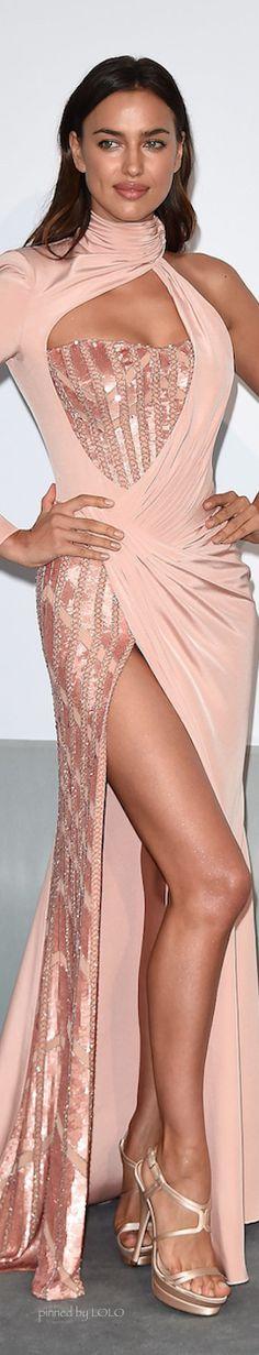 Irina Shayk 2014 Cannes Film Festival