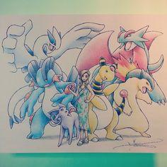 Artist: Itsbirdy   Pokémon