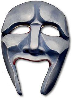 Chorus Greek Theater Mask