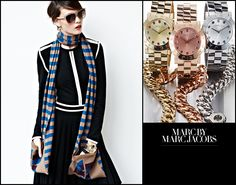 What Makes You Tick?  Marc by Marc Jacobs