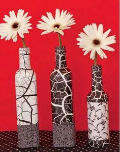 Blog Vitrine do Artesanato-garrafas recicláveis.