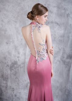 7ef5c0457 If you're looking for a modern cheongsam for your wedding, here are our  latest designs for your consideration.